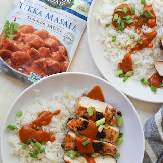 Grilled Chicken Tikka Masala