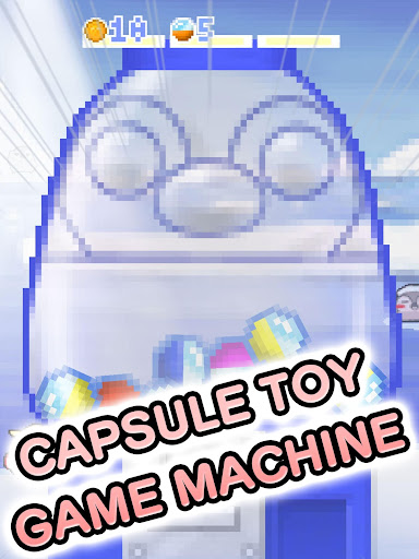 Pesoguin capsule toy game screenshots 14