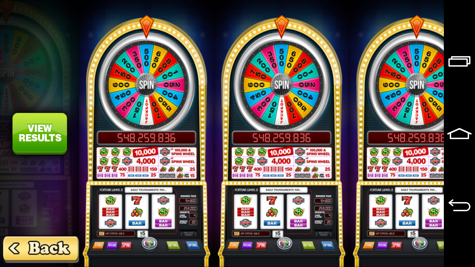 casino bonus mobile