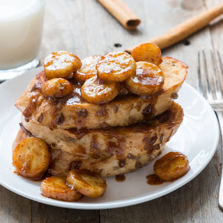 French Toast With Caramelized Bananas Recipes