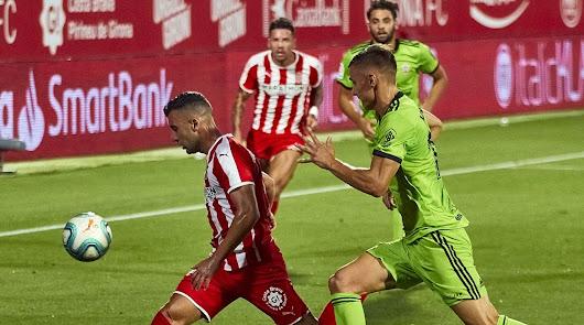Girona y Almería volverán a verse las caras en el Play Off.