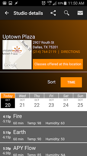 Sunstone Fitness app (apk) free download for Android/PC/Windows screenshot