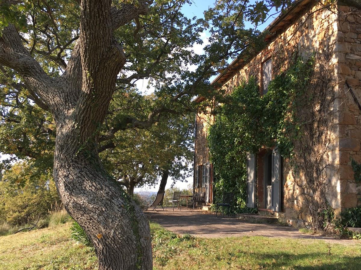 Podere Santa Pia, een authentieke vakantiewoning in de Toscaanse Maremma