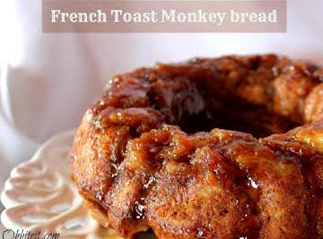 French Toast Monkeybread