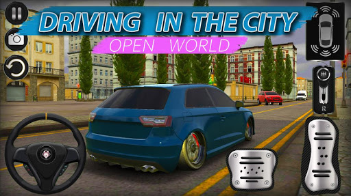 Code Triche Car Parking 2020 pro : Open World Free Driving mod apk screenshots 1