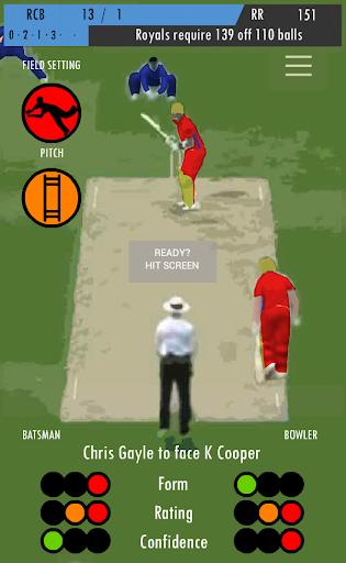 IPL Traffic Light Cricket
