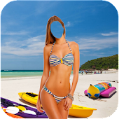 Bikini Girl Photo Editor