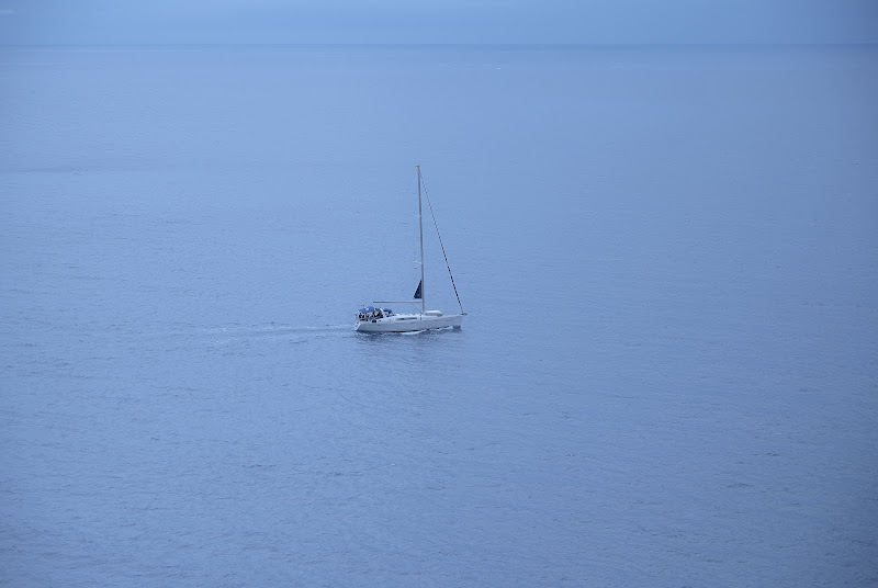 Senza vela, senza meta. di Daimon
