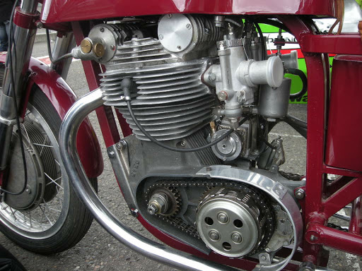 Jawa 500 Grand Prix 1955.