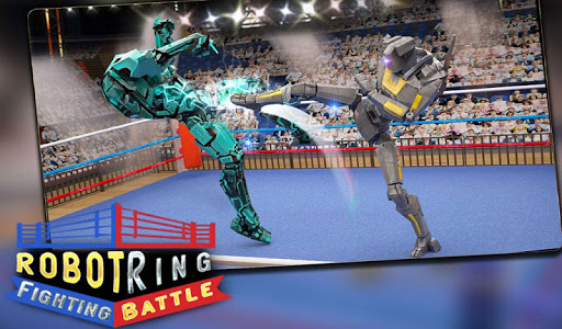 Robot Ring Fighting Battle for PC