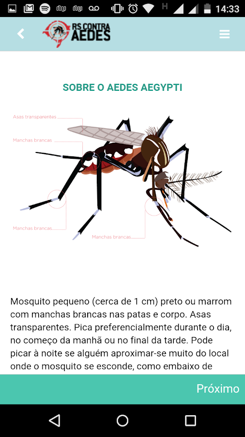 RS Contra AEDES- screenshot