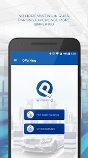 QParking - náhled