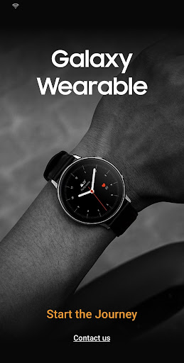 Screenshot for Galaxy Wearable (Samsung Gear) in United States Play Store