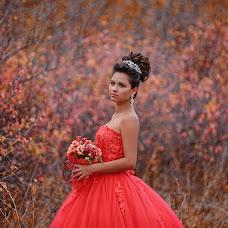 Wedding photographer Andrey Khitrov (Goodluckxx4). Photo of 03.11.2015