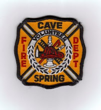 Photo: Cave Spring Fire