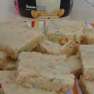 Homemade Confetti Protein Bar Recipe From FitMiss Recipe
