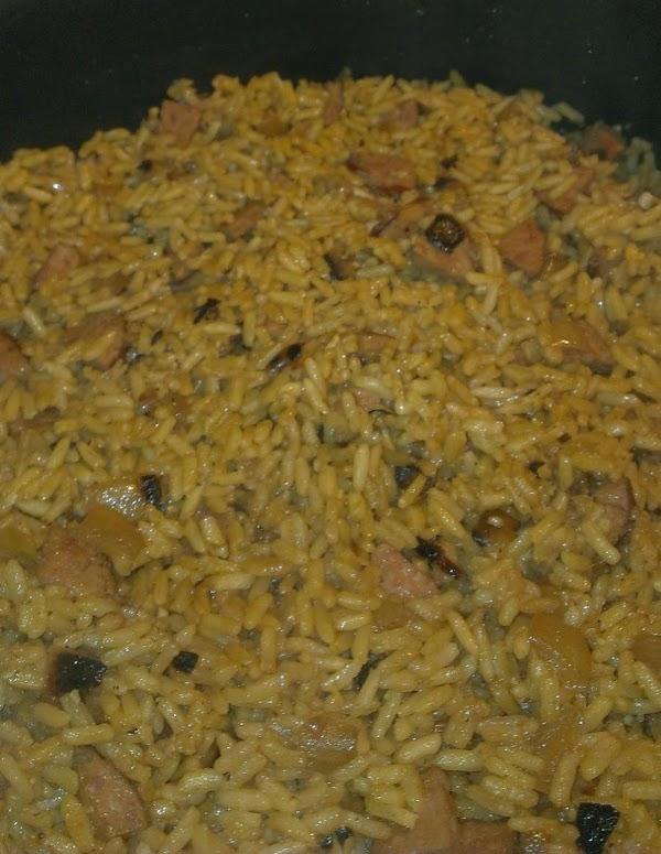 Sausage And Rice Recipe