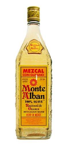 Logo for Monte Alban Reposado Tequila
