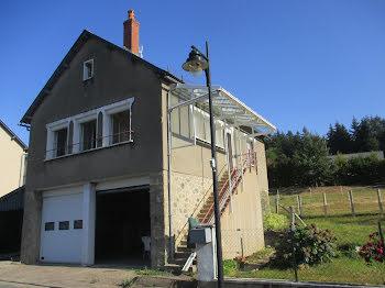 maison à Glux-en-Glenne (58)