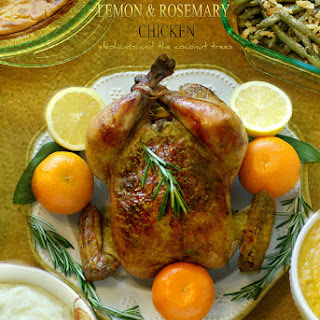 Rosemary Whole Chicken Recipes