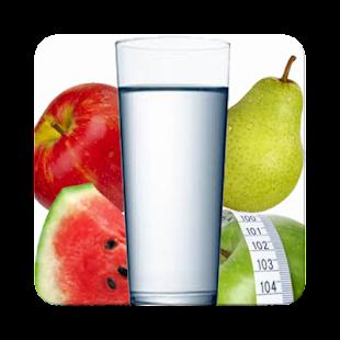 Hubnutí Dieta plán - náhled
