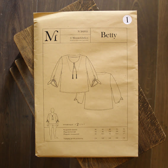 Betty av Mönsterfabriken