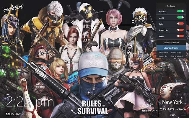 Rules Of Survival Hd Wallpapers Games Theme