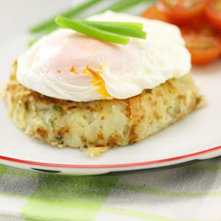 Potato and Chive Cakes