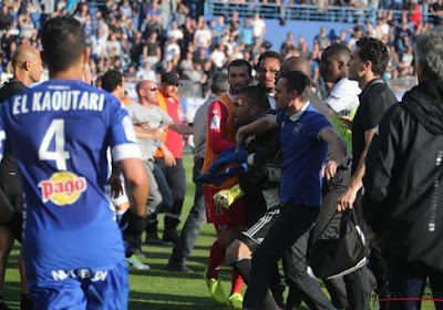 Bastia sanctionne ses supporters suite aux incidents face à Lyon
