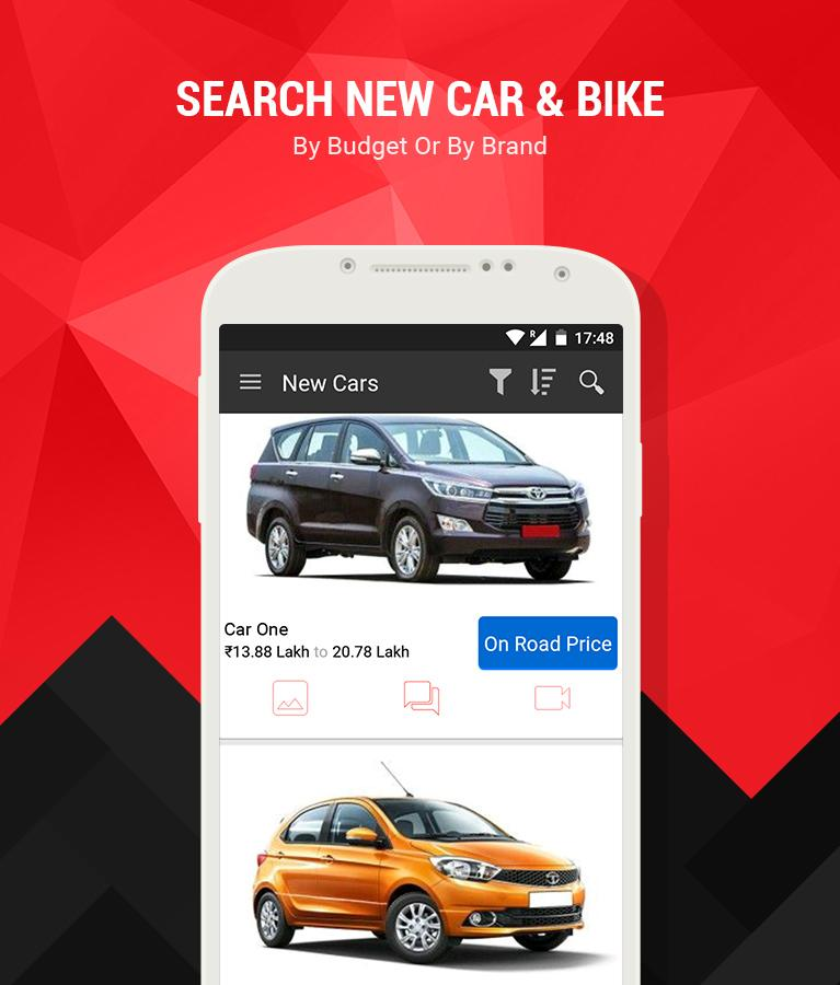 Cars, Bikes -Search New & Used- screenshot