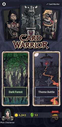 Card Warrior: Deck Building RPG 1.262.P screenshots 1