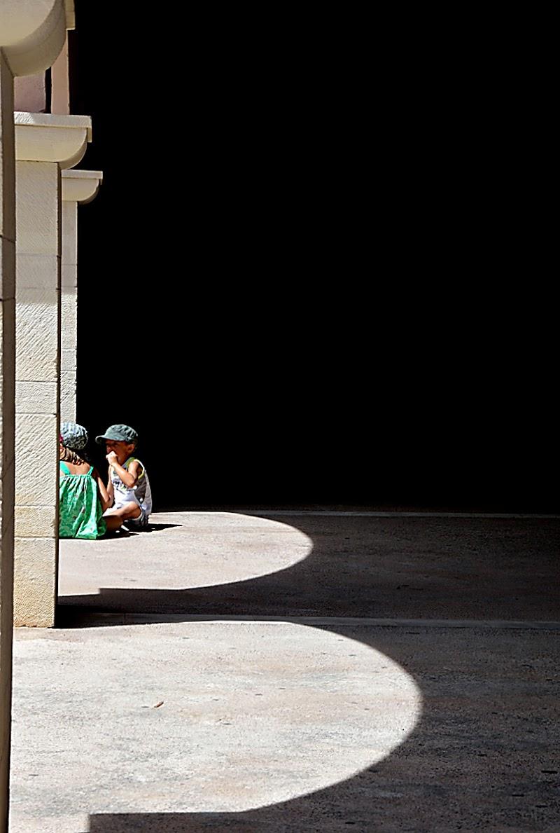 Due raggi di Luce di Luca Mandelli