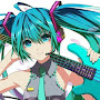 Hatsune Wallpaper Art APK icon
