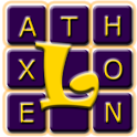 Lexathon® word jumble icon