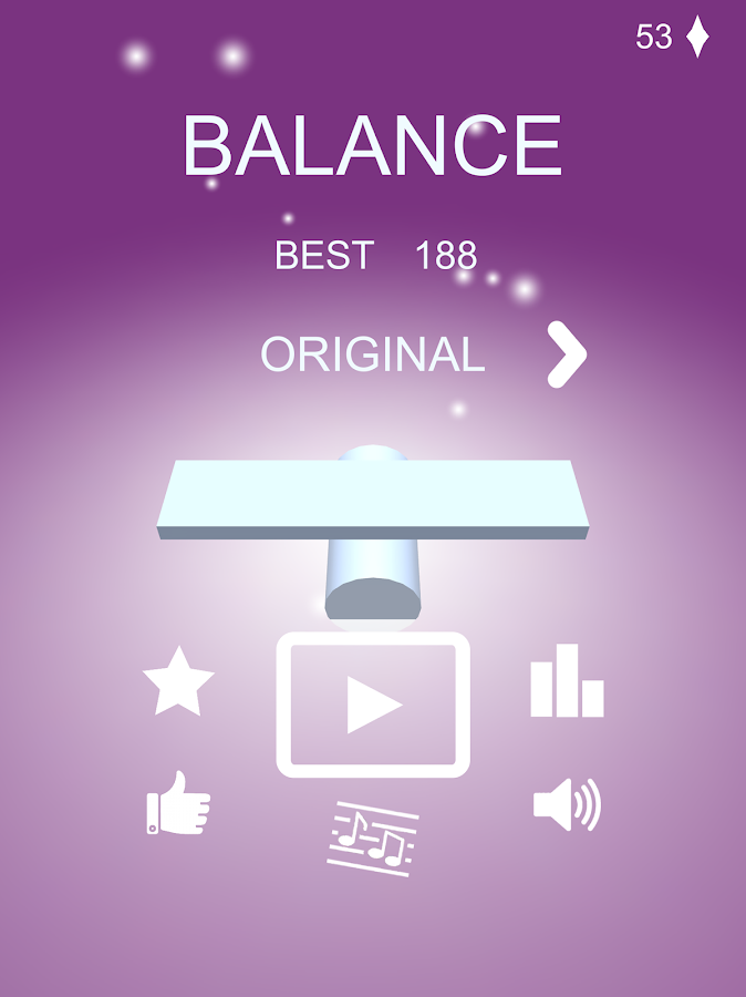 Balance- screenshot