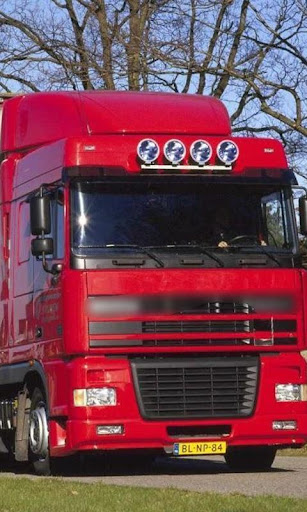 Wallpapers DAF XF Truck