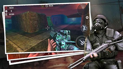Zombie 3D Gun Shooter- Real Survival Warfare 1.1.8 screenshots 6