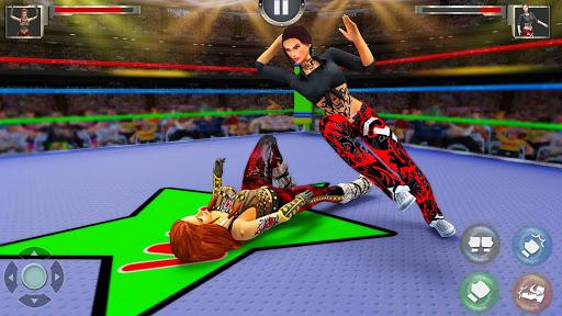 Women Wrestling Fight Revolution: Fighting Games 2.8 screenshots 8