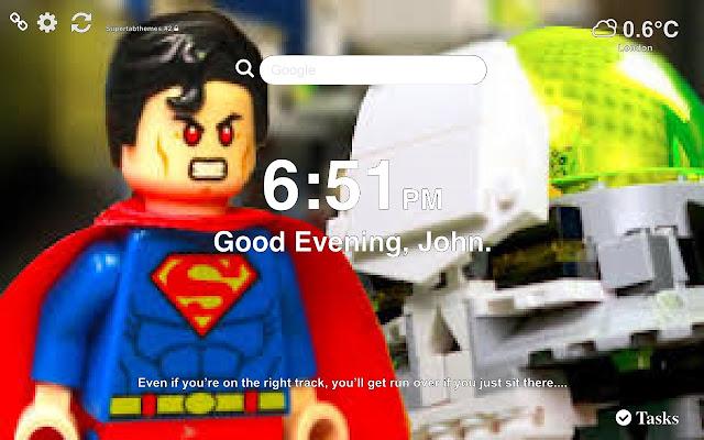 Lego Movie Superman Best Wallpaper 2019
