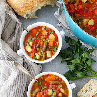 Vegetable Soup.
