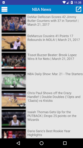 Breaking NBA News 2.0 screenshots 3