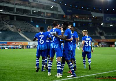 """AA Gent kan zich aan een stevige wedstrijd verwachten: """"Dinamo Kiev speelt voor een resultaat"""""""