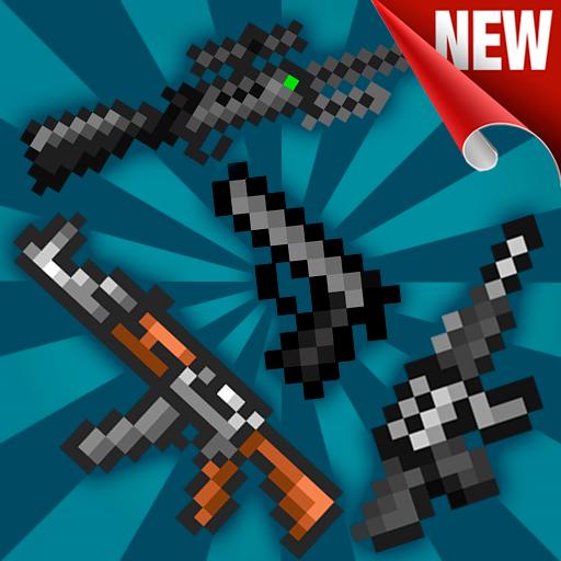 Guns mod for Minecraft pe 2017