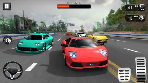 Speed Car Race 3D - New Car Driving Games 2020 apkdebit screenshots 4