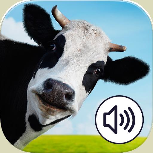 Farm Animals Sound Bingo
