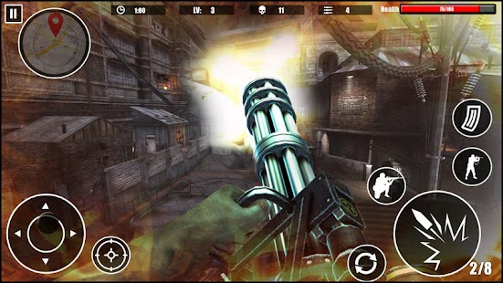 Special Forces Survival Shooter 2K18 - náhled