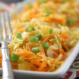 Shredded Cabbage With Carrots Recipes