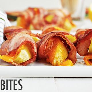 Bacon Apple Cheddar Bites