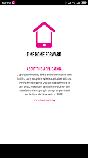 TIME Home Forward- screenshot thumbnail