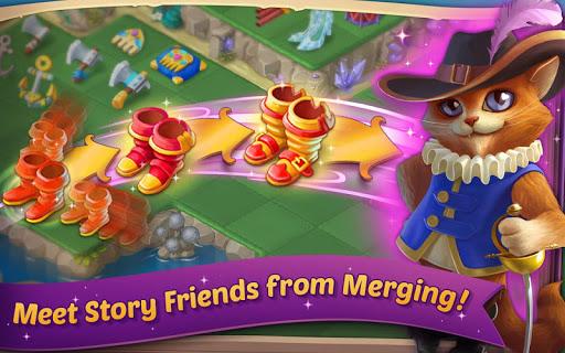 EverMerge: Merge & Build A Magical Enchanted World apkpoly screenshots 13